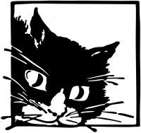 PeekingKittycat