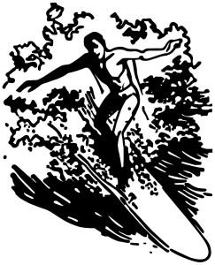 6. ManSurfing